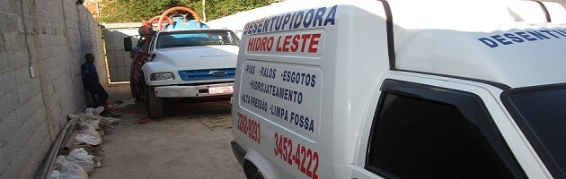 Dr Esgoto Desentupidora Cidade Dutra